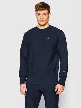 Champion Champion Sweatshirt Reverse Weave C Logo 216495 Dunkelblau Regular Fit
