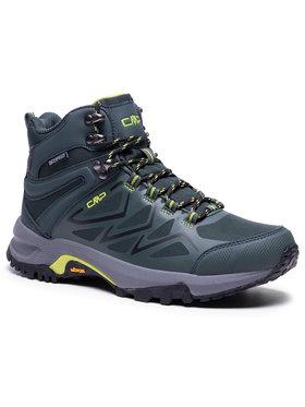 CMP CMP Παπούτσια πεζοπορίας Gemini Mid Trekking Shoe Wp 30Q9627 Πράσινο