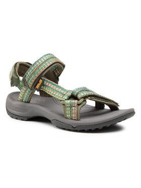 Teva Teva Sandale Terra Fi Lite 1001474 Zelena