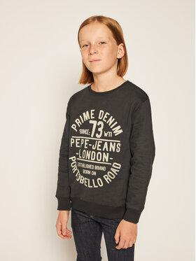 Pepe Jeans Pepe Jeans Sweatshirt Steff PB581161 Noir Regular Fit