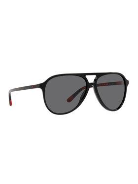 Polo Ralph Lauren Polo Ralph Lauren Okulary przeciwsłoneczne 0PH4173 500187 Czarny