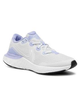 NIKE NIKE Topánky Renew Run (GS) CT1430 002 Sivá