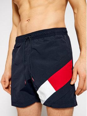 Tommy Hilfiger Tommy Hilfiger Kupaće gaće i hlače Sf Medium Drawstring UM0UM02048 Tamnoplava Slim Fit