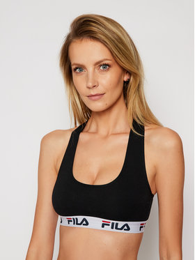 Fila Fila Melltartó felső FILA FU6042 Fekete