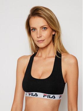 Fila Fila Сутиен-топ FILA FU6042 Черен