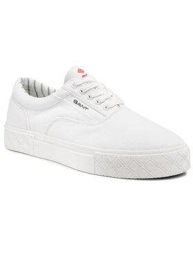 Gant Gant Tenisówki Champroyal 22639626 Biały