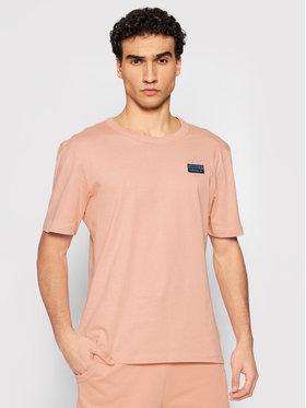 adidas adidas T-Shirt R.Y.V. Abstract Trefoil GN3282 Rosa Regular Fit