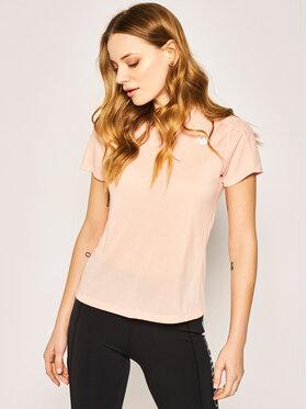 New Balance New Balance Marškinėliai Impact WT01234 Rožinė Athletic Fit