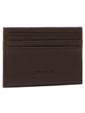 Polo Ralph Lauren Polo Ralph Lauren Puzdro na kreditné karty Ongoing 405526231006 Hnedá