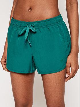 4F 4F Pantaloni scurți de plajă H4L21-SKDT001 Verde Regular Fit