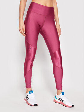 Under Armour Under Armour Leggings Ua HeatGear® Armour No-Slip 1365352 Lila Compression Fit