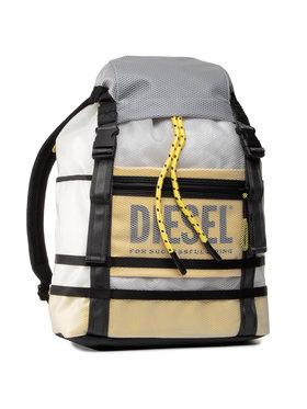Diesel Diesel Ruksak X06625 P3196 Sivá