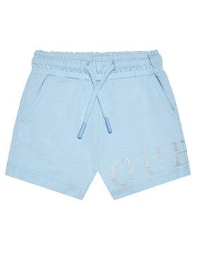 Guess Guess Pantaloncini sportivi K1GD08 KAN00 Blu Regular Fit