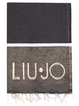 Liu Jo Beachwear Liu Jo Beachwear Ręcznik V19112 T0300 Czarny