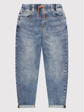 United Colors Of Benetton United Colors Of Benetton Jeansy 49BP57PK0 Niebieski Relaxed Fit