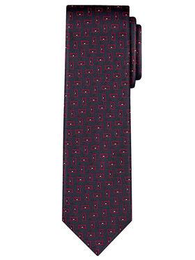 Vistula Vistula Krawat Wester XY0568 Granatowy