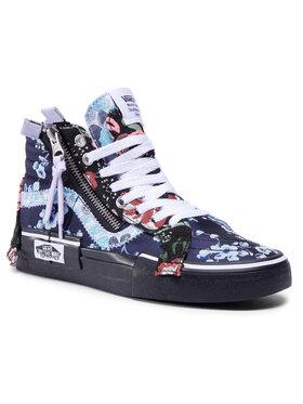 Vans Vans Sneakersy Sk8-Hi Reissue Ca VN0A3WM1XHQ1 Granatowy