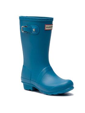 Hunter Hunter Bottes de pluie Orginal Kids JFT6000RMA Bleu marine