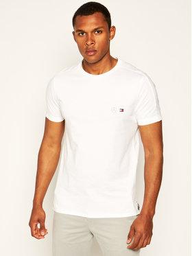 Tommy Hilfiger Tailored Tommy Hilfiger Tailored T-Shirt MERCEDES-BENZ Logo TT0TT07295 Weiß Regular Fit