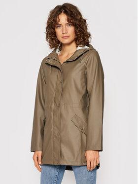 Vero Moda Vero Moda Větrovka Malou 10247789 Hnědá Regular Fit