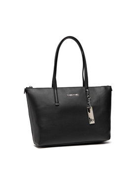 Calvin Klein Calvin Klein Táska Ck Must Shopper Md K60K608283 Fekete