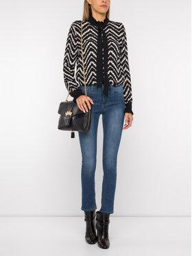 My Twin My Twin Slim Fit Jeans Aurelie 192MP2471 Dunkelblau Slim Fit