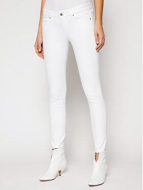 Pepe Jeans Pepe Jeans Skinny Fit džíny Soho PL210804 Bílá Skinny Fit