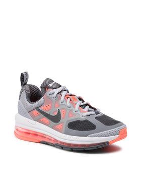Nike Nike Boty Air Max Genome (Gs) CZ4652 004 Šedá