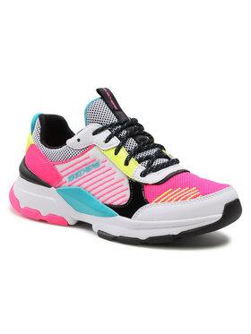 Skechers Skechers Sneakersy Street Status 302229L/WBMT Różowy