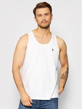 Polo Ralph Lauren Polo Ralph Lauren Tank top marškinėliai Sls 710800895013 Balta Regular Fit