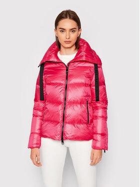 Deha Deha Pernata jakna D53260 Ružičasta Regular Fit