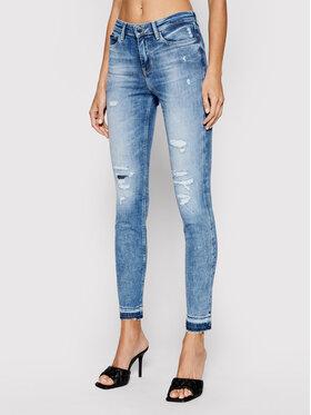 Guess Guess Jeans W1GA46 D3ZTD Blau Skinny Fit
