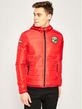 Napapijri Napapijri Pernate jakne Aric Sum NP0A4E2A Crvena Slim Fit