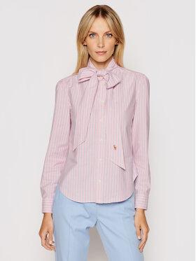 Polo Ralph Lauren Polo Ralph Lauren Koszula 211780620005 Różowy Regular Fit