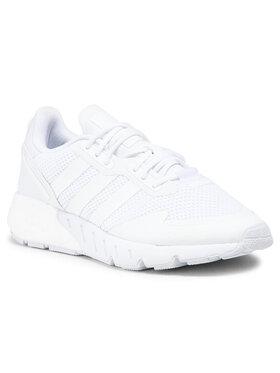 adidas adidas Batai Zx 1k Boost J S42589 Balta