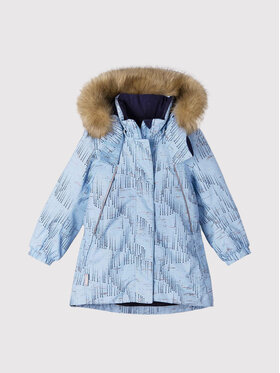 Reima Reima Winterjacke Silda 521640 Blau Regular Fit