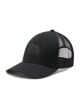 The North Face The North Face Kšiltovka Df Mudder Trucker NF0A3SHTJK31 Černá