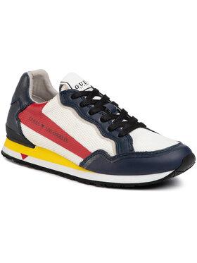 Guess Guess Laisvalaikio batai Genova FM6GEN FAB12 Tamsiai mėlyna