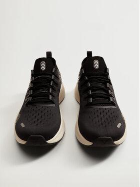 Mango Mango Sneakers Terra 17092009 Negru