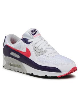 Nike Nike Обувки Air Max III CW1360 100 Бял