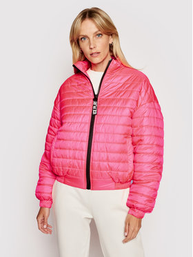 Ice Play Ice Play Bomber 21E U2M0 J011 6409 4323 Rosa Regular Fit