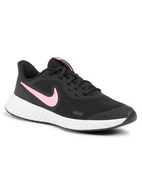 Nike Nike Buty Revolution 5 (GS) BQ5671 002 Czarny