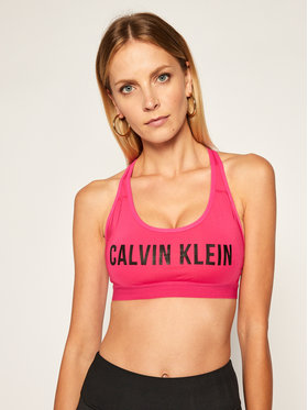 Calvin Klein Performance Calvin Klein Performance Reggiseno top Low Impact Sports 00GWS0K137 Rosa