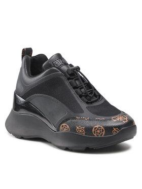 Guess Guess Sneakersy FL8EME ELE12 Čierna