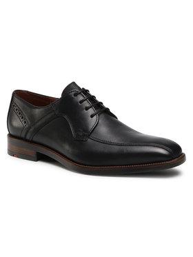 Lloyd Lloyd Обувки Nadir 10-070-11 Черен
