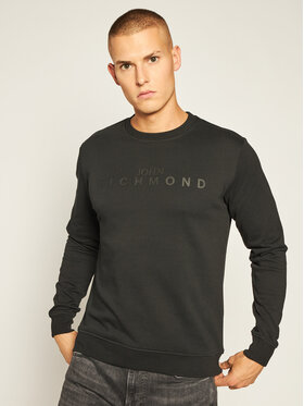 John Richmond John Richmond T-shirt Felcin RMA20344FE Nero Regular Fit