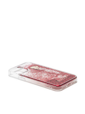 Guess Guess Custodie per cellulare GUHCN58GLHFLRA Rosso
