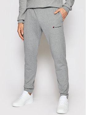 Champion Champion Pantalon jogging Script Logo 214198 Gris Custom Fit
