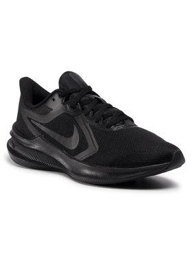 NIKE NIKE Παπούτσια Downshifter 10 CI9984 003 Μαύρο