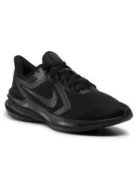 NIKE NIKE Topánky Downshifter 10 CI9984 003 Čierna